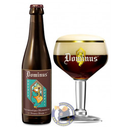 Buy-Achat-Purchase - Dominus Double 6.5° -1/3L - Abbey beers -