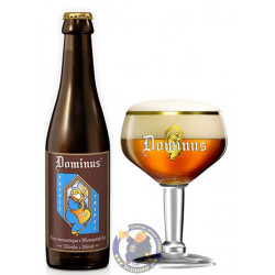 Buy-Achat-Purchase - Dominus Tripel 8° -1/3L - Abbey beers -