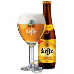 Buy-Achat-Purchase - Leffe Nectar 5.5° -1/3L - Abbey beers - Leffe