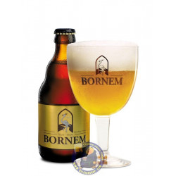 Bornem Triple 9°-1/3L - Abbey beers -