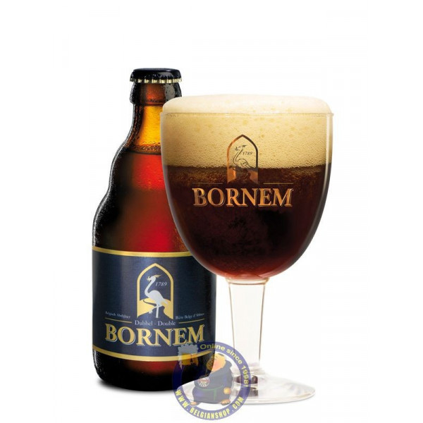 Buy-Achat-Purchase - Bornem Dubbel 8°-1/3 - Abbey beers -