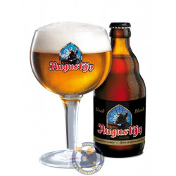 Augustijn Blond 7.5°-1/3L - Abbey beers -