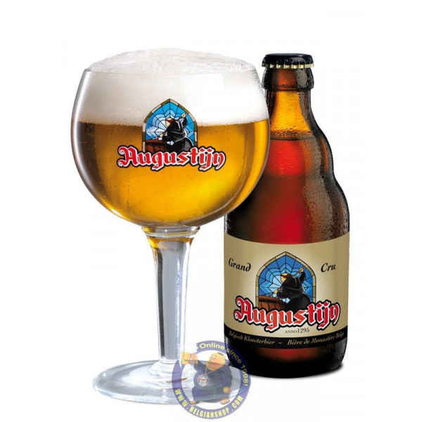 Augustijn Grand Cru 9°-1/3L - Abbey beers -