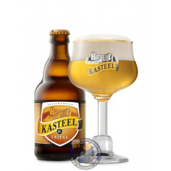 Kasteel Triple 11°-1/3L - Abbey beers -