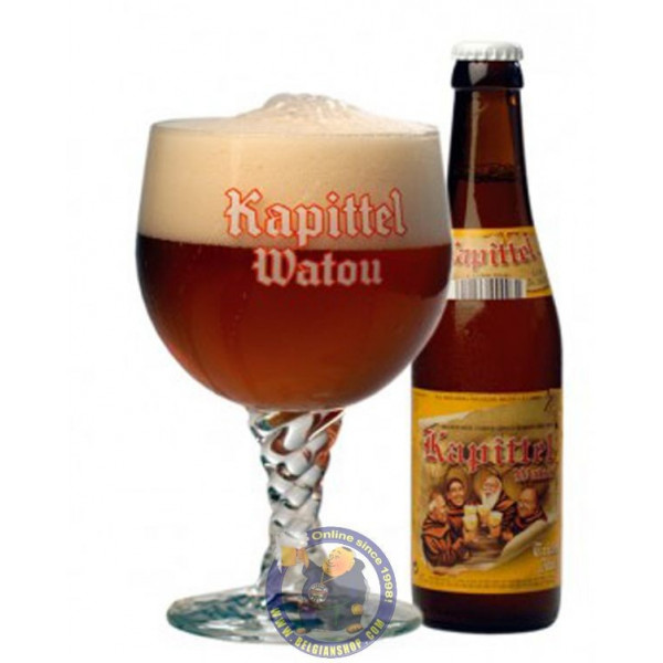Buy-Achat-Purchase - Het Kapittel Watou Abt 10°- 1/3L - Abbey beers -