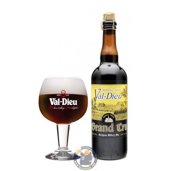 Buy-Achat-Purchase - Val Dieu Grand Cru 10,5°-3/4L  - Abbey beers -