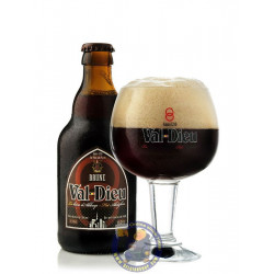 Buy-Achat-Purchase - Val Dieu Bruin 8°-1/3L - Abbey beers -