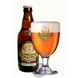 Buy-Achat-Purchase - Grimbergen Triple 9°-1/3L - Abbey beers -