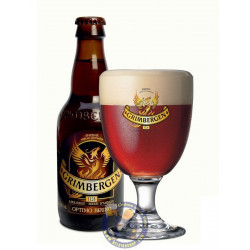 Grimbergen Optimo 10°-1/3L - Abbey beers -