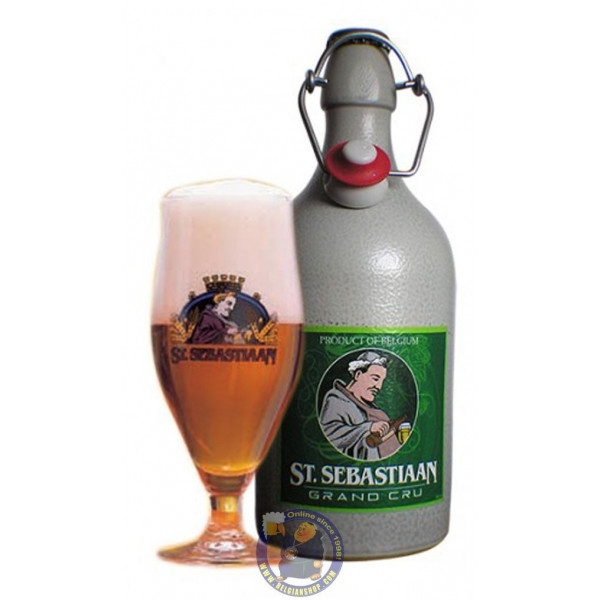 Buy-Achat-Purchase - St Sebastiaan Grand Cru 7.6°-1/2L - Abbey beers -