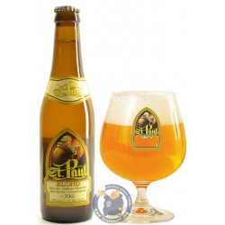 St Paul Blond 5.3°-1/3L - Abbey beers -
