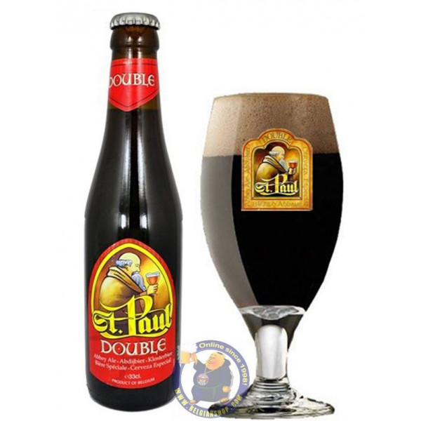 Buy-Achat-Purchase - St Paul Double 6.9°-1/3L - Abbey beers -