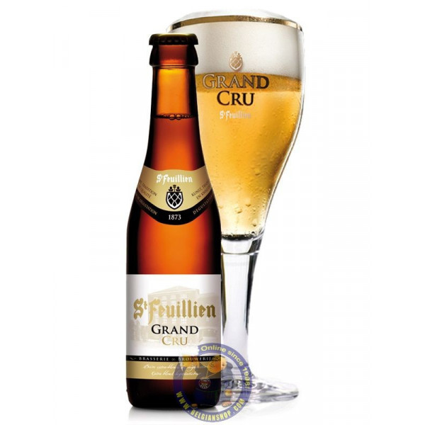 Buy-Achat-Purchase - St Feuillien Grand Cru 9,5° - 1/3L - Abbey beers -