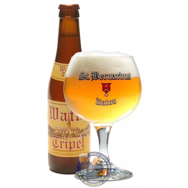 Buy-Achat-Purchase - Watou Triple 7°C - 1/3L - Abbey beers -