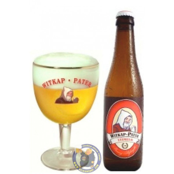 Buy-Achat-Purchase - Witkap Pater Stimulo 6°-1/3L - Abbey beers -
