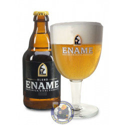Buy-Achat-Purchase - Ename blond 6.5° - 1/3L - Abbey beers -