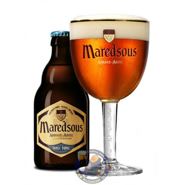 Buy-Achat-Purchase - Maredsous Triple 10°-1/3L - Abbey beers -