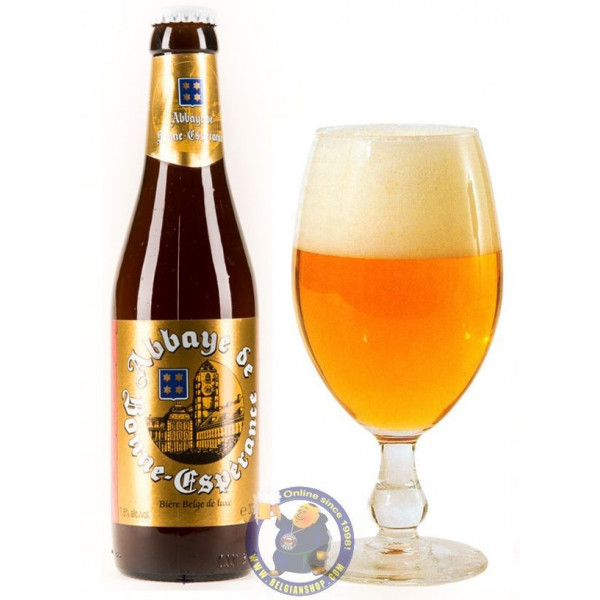 Buy-Achat-Purchase - Abbaye Bonne Espérance 7,8°-1/3L - Abbey beers -