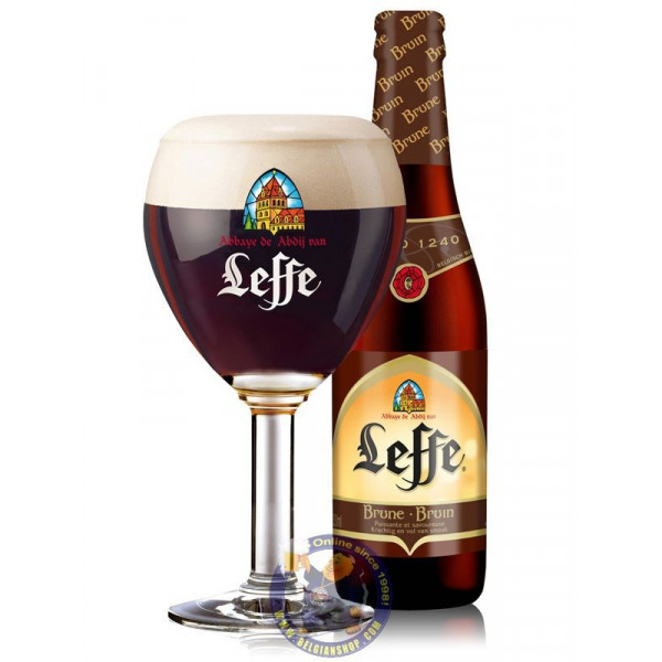 Buy-Achat-Purchase - Leffe brune 6.5°-1/3L - Abbey beers - Leffe