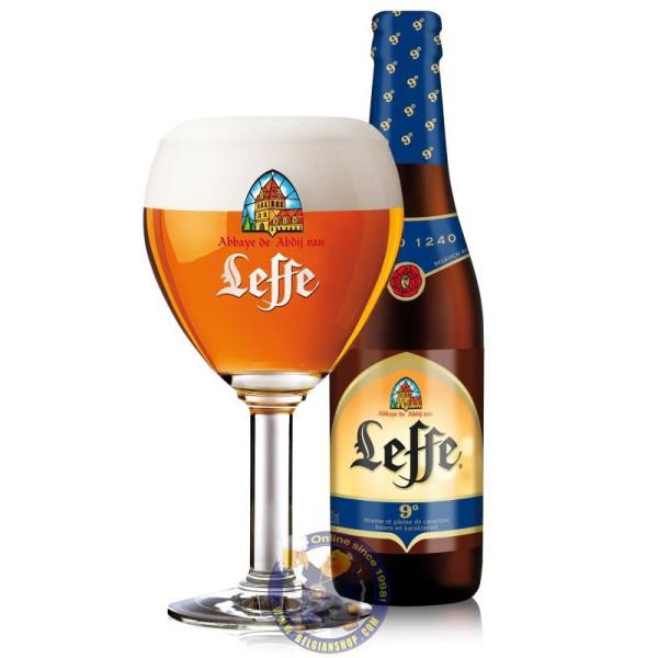 Leffe 9° Rituel 1/3L - Abbey beers - Leffe