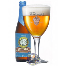 St Idesbald Triple 9°-1/3L - Abbey beers -