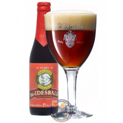 Buy-Achat-Purchase - St Idesbald Dubbel 8°- 1/3L  - Abbey beers -