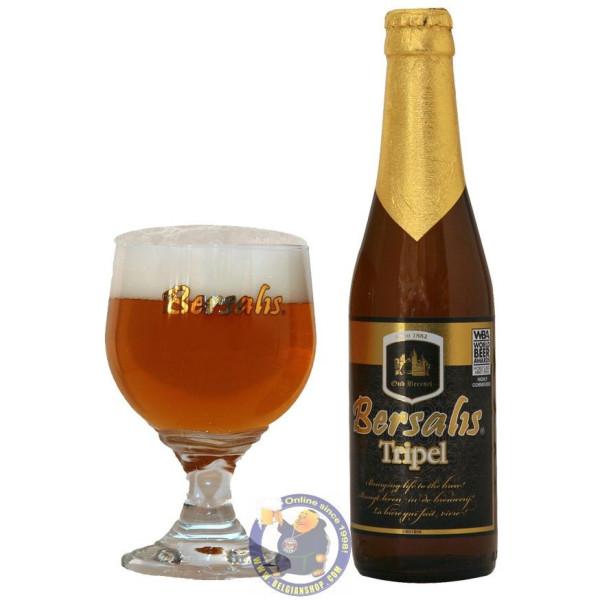 Buy-Achat-Purchase - Bersalis Tripel 9.5° - 1/3L - Abbey beers -