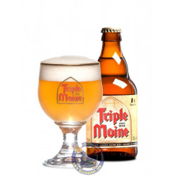Buy-Achat-Purchase - Triple Moine 8°-1/3L - Abbey beers -