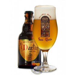 Buy-Achat-Purchase - Abbaye St Martin Triple 9° - 1/3L - Abbey beers -