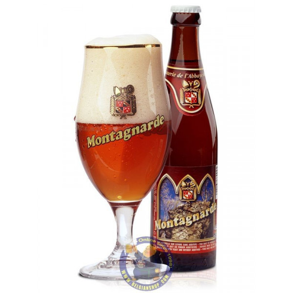 Montagnarde 9°-1/3L - Abbey beers -