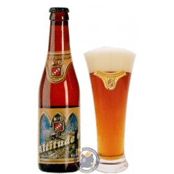 Altitude 6° - 1/3L - Abbey beers -
