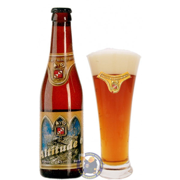 Buy-Achat-Purchase - Altitude 6° - 1/3L - Abbey beers -