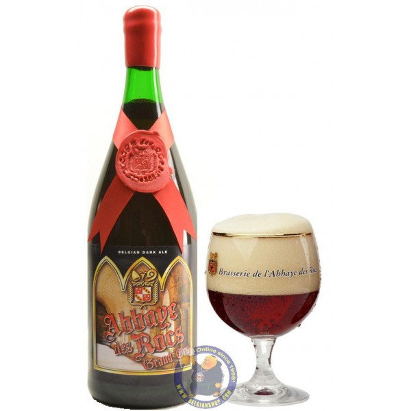 Buy-Achat-Purchase - Abbaye Des Rocs Grand Cru 9,5°- 1.5L - Abbey beers -