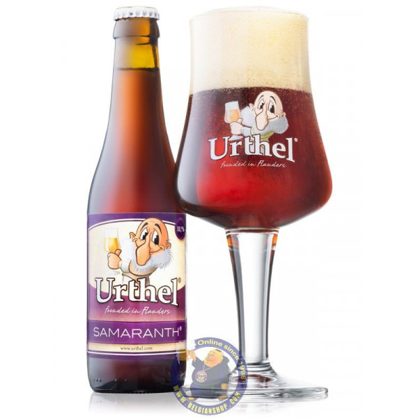 Buy-Achat-Purchase - Urthel Samaranth 11,5° - 1/3L - Special beers -