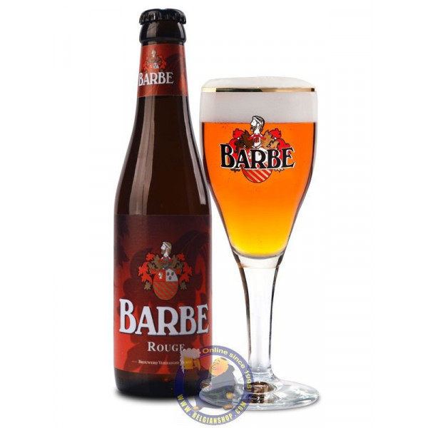 Buy-Achat-Purchase - Verhaeghe Barbe Rufa 8.5° -1/3L - Special beers -