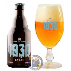 Buy-Achat-Purchase - SCASSENES 1830 LA LOI - Triple 8° - 1/3L - Special beers -