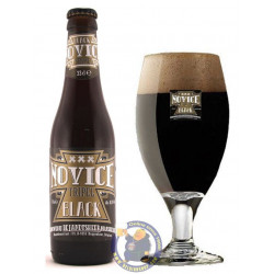Novice Tripel Black 8.5° - 3/4L - Special beers -