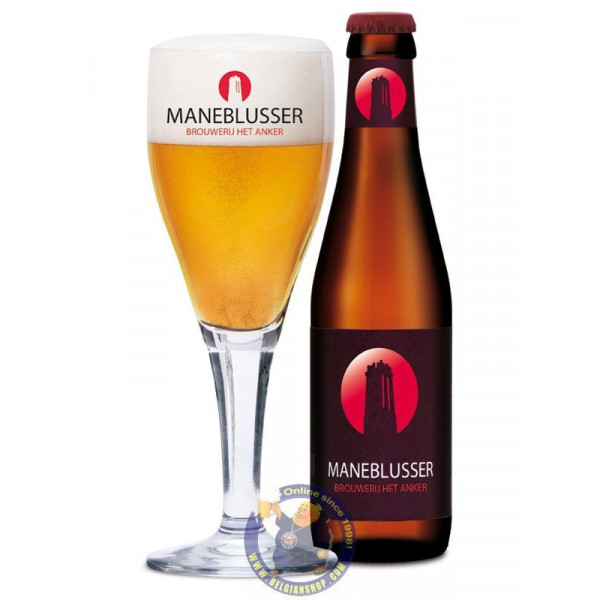 Buy-Achat-Purchase - Maneblusser 6.5° - 1/3L - Special beers -
