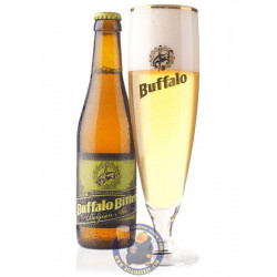 Buy-Achat-Purchase - Buffalo Bitter Belgian Ale 8.5° - 1/3L - Special beers -