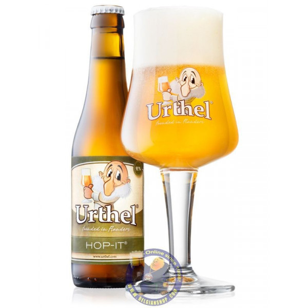 Buy-Achat-Purchase - Urthel Hop-it 9.5° 1- 1/3L - Special beers -