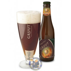 Buy-Achat-Purchase - Gentse Gruut Bruin 8° - 1/3L - Special beers -