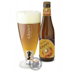 Buy-Achat-Purchase - Gentse Gruut Blond 5.5° - 1/3L - Special beers -