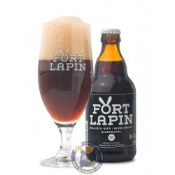 Buy-Achat-Purchase - Fort Lapin Quadrupel 10° -1/3L - Special beers -