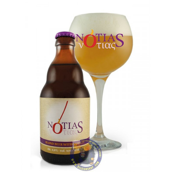 Buy-Achat-Purchase - Notias 4.8° -1/3L - Special beers -