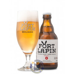 Buy-Achat-Purchase - Fort Lapin Tripel 8° - 1/3L - Special beers -