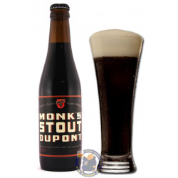 Buy-Achat-Purchase - Dupont Monk's Stout 5,2° - 1/3L  - Special beers -