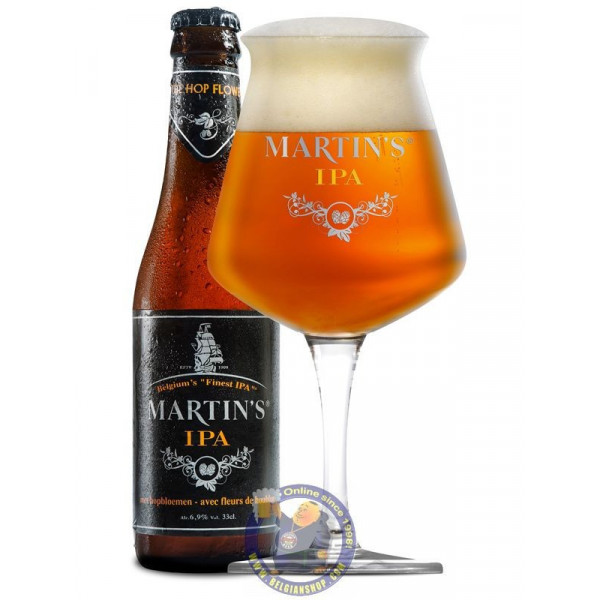 Buy-Achat-Purchase - Martin's IPA 6.9° - 1/3L - Special beers -