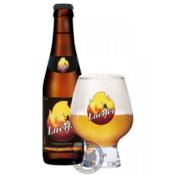 Buy-Achat-Purchase - Lucifer 8° -1/3L - Special beers -