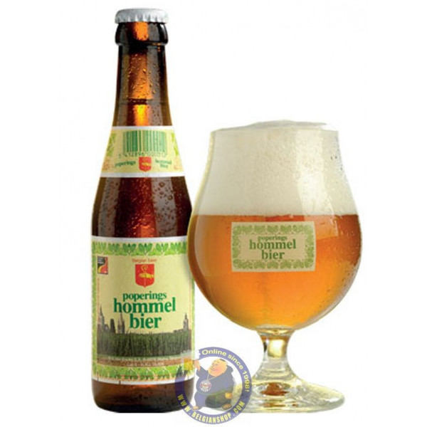 Buy-Achat-Purchase - Hommelbier 7.5°-1/4L - Special beers -