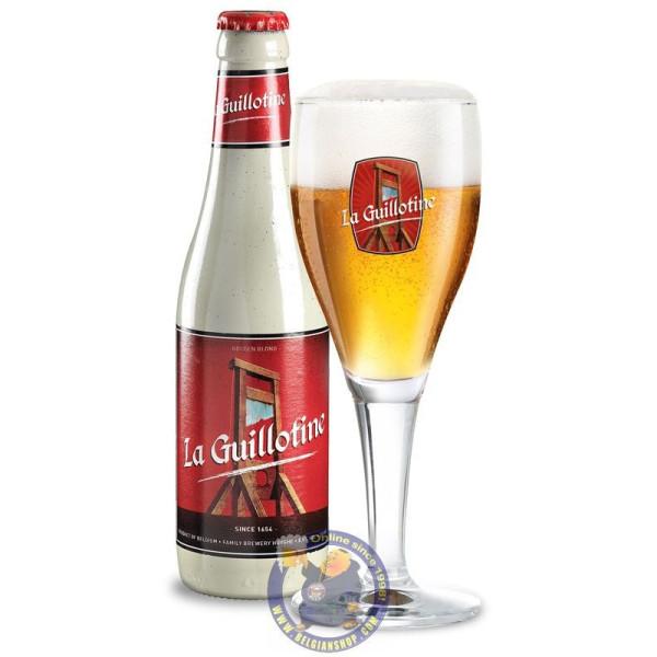 La Guillotine 9°-1/3L - Special beers -
